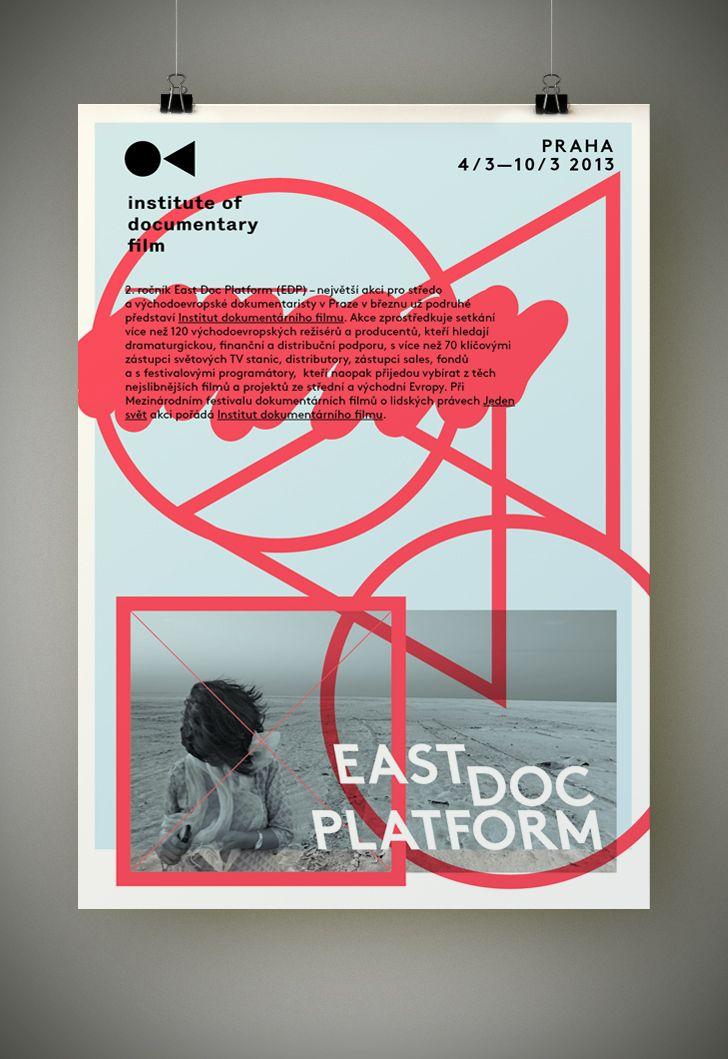 Institute of Documentary Film (poster draft)