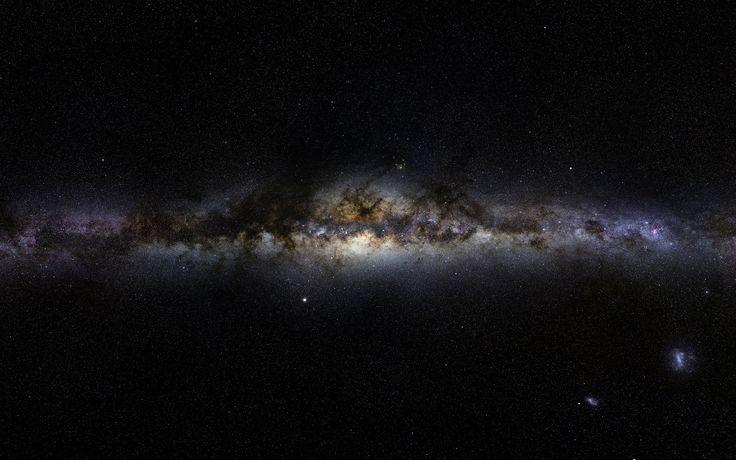 General 2560x1600 space Milky Way