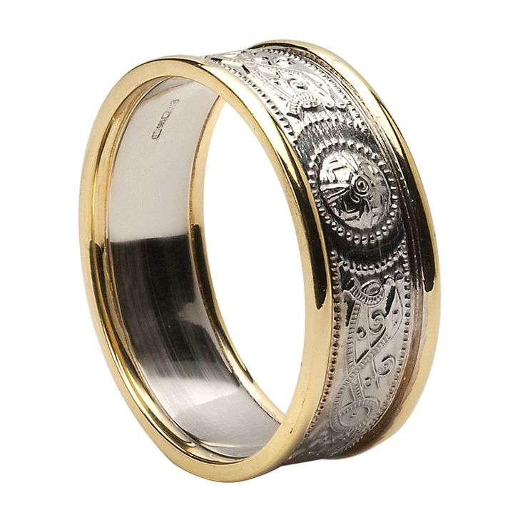 Best 20 Mens celtic wedding bands ideas on Pinterest Celtic