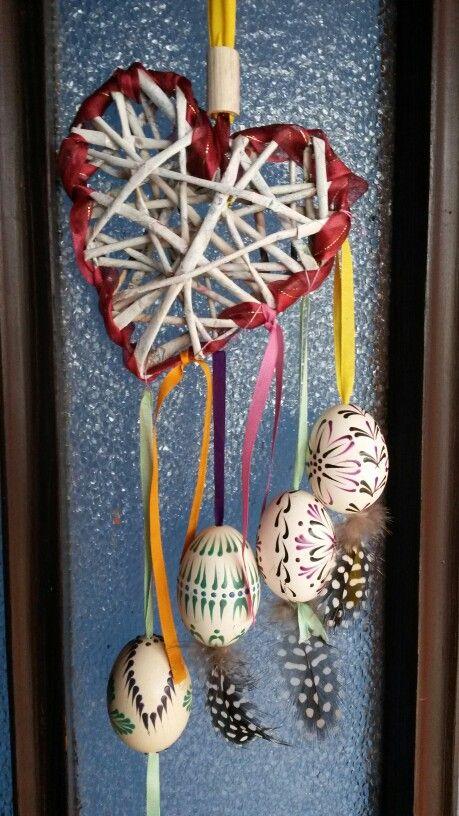DIY Velikonoční dekorace