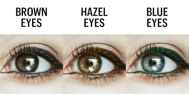The Exact Eyeliner Color To Make Your Eyes Look Gorgeous  - HarpersBAZAAR.com