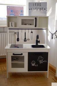 IKEA DUKTIG Spielküche Makeover DIY