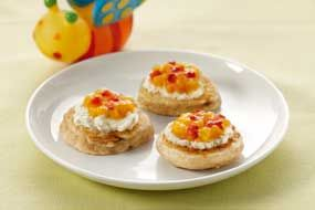 Baby Food Recipes: Little Fruity Pikelets | Forbaby.co.nz