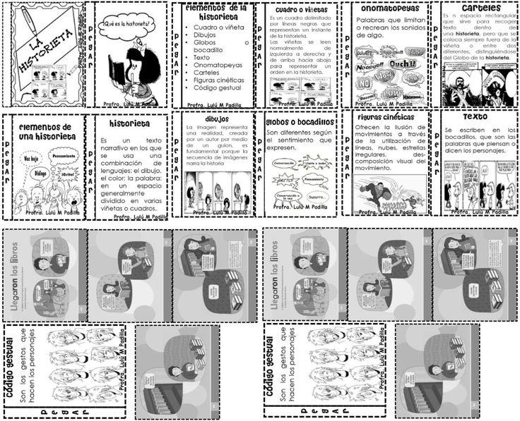 Estupendo mi librito de la historieta para primer grado de primaria - http://materialeducativo.org/estupendo-mi-librito-de-la-historieta-para-primer-grado-de-primaria/