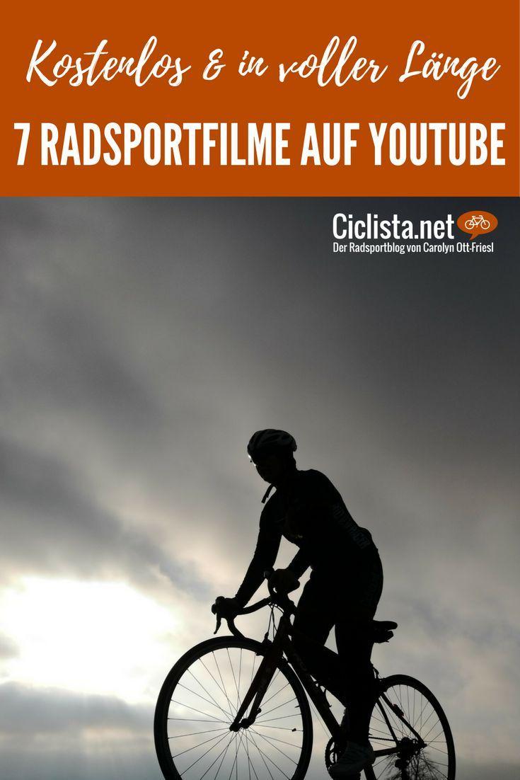 Youtube ist eine schier unerschöpfliche Quelle für Filme und Filmchen aller Art. Erfreulicherweise gibt es immer mehr Filme in voller Länge auf dem Portal. Das gilt auch für radsportbezogene Dokus und Spielfilme. Ich zeige Euch eine kleine Auswahl an Radsportfilmen, die in voller Länge auf Youtube verfügbar sind, chronologisch sortiert. Viel Spaß damit! #rennrad #radsport #filme #sport #rollentraining #radsporttraining #training #cycling #eddymerckx #youtube