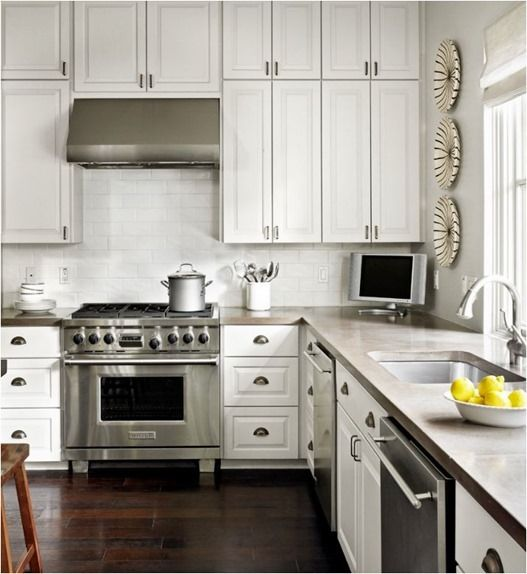 White Kitchen Counter: 25+ Best Ideas About Countertop Options On Pinterest