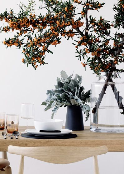 How To Style A Tabletop - Live With Us - Country Road