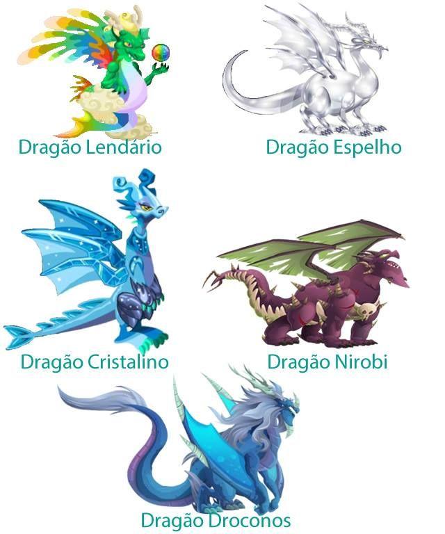 Dicas Para Dragon City
