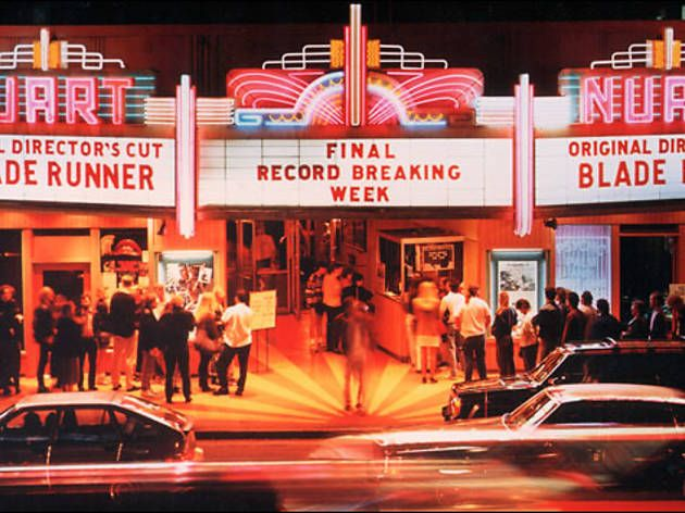 Image result for iconic photograph movie theatre