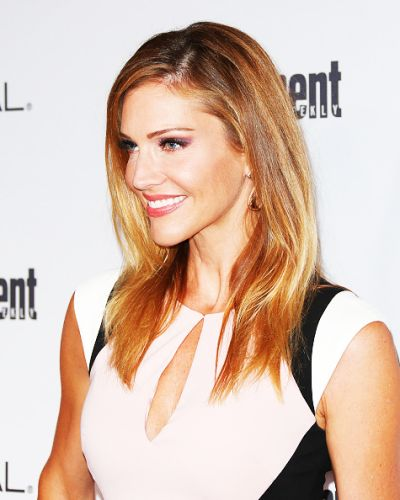 Tricia Helfer at Entertainment Weekly's 2016 Pre-Emmy Party