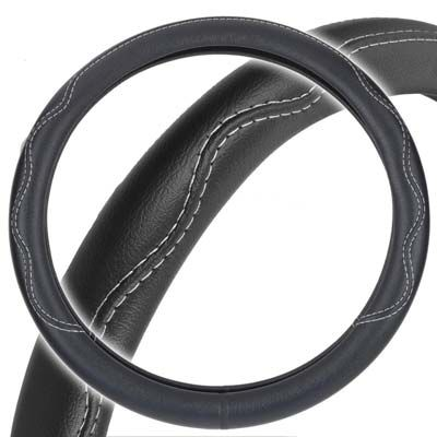 BDK BPA Free Steering Wheel Cover Black #leather #steeringwheel #steeringwheelcover The steering cover that is brought to you ensures that beauty and elegance are well taken care of while it has to be placed in your car. This item is able to bring you a better grip so that you have the better control when you are on the road. It is also BPA free and therefore safe for use in your car all the time that you will have it on.