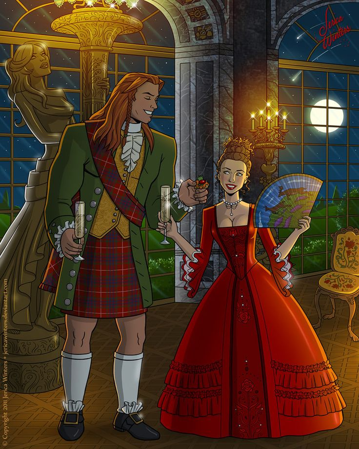 Art Of The Pinup: Pin By Outlander Book Club On Outlander Art In 2019