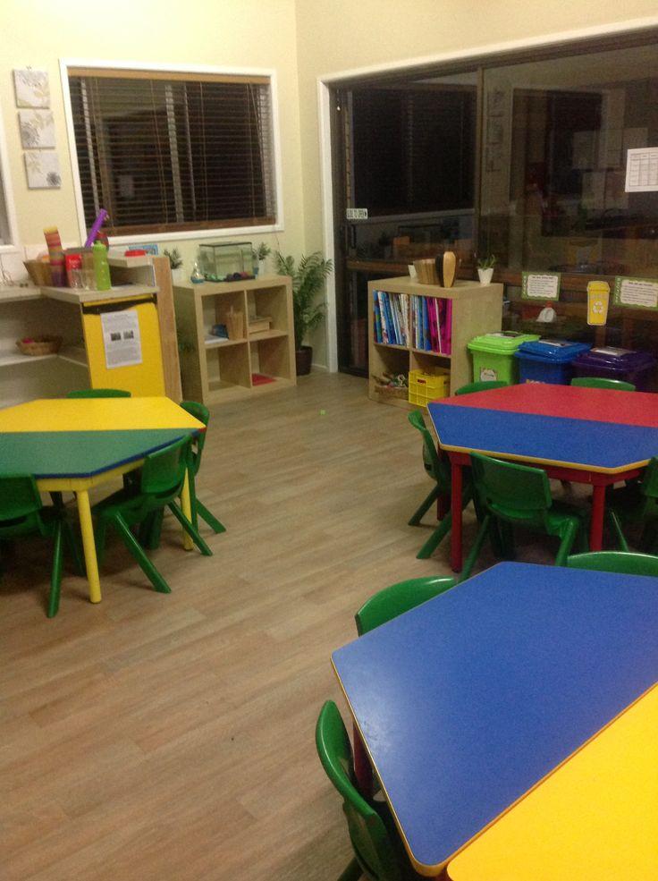 Prekindy dining area