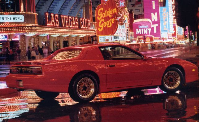 """For the '89 model year, Pontiac offered a retrofitted cargo-area lid for the Firebird Trans Am GTA model. Referred to as the """"Notchback"""", the hatch cover was contoured to create a more upright coupe profile (at the cost of some added storage space)."""