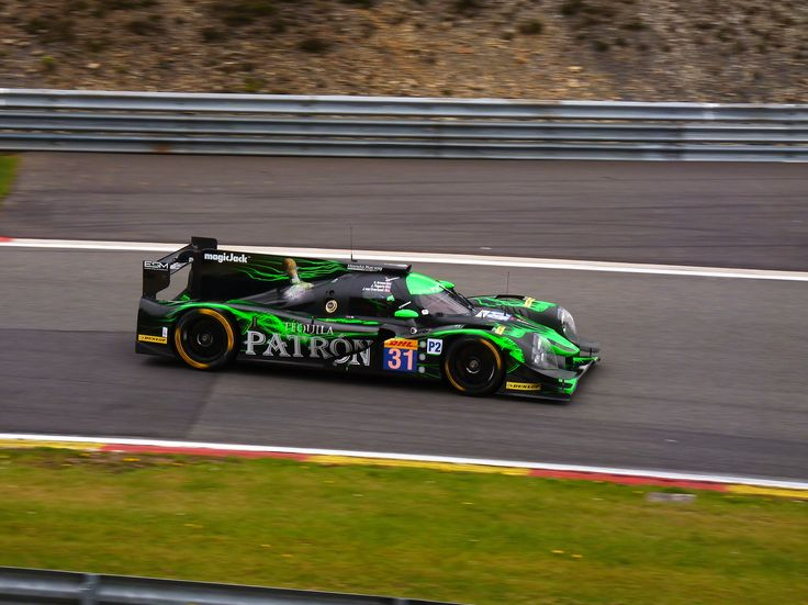 Ligier JS P2 / HPD LMP2 (Ed Brown-Johannes Van Overbeek-Jonathan Fogarty)