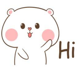 TuaGom : Puffy Bear - Creators' Stickers