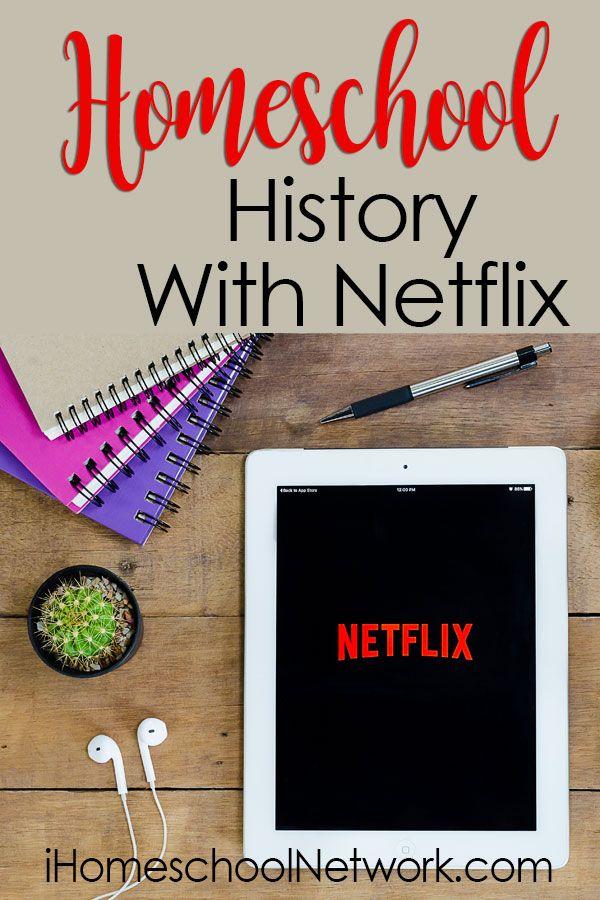 Homeschool History With Netflix Ultimate Homeschool Board