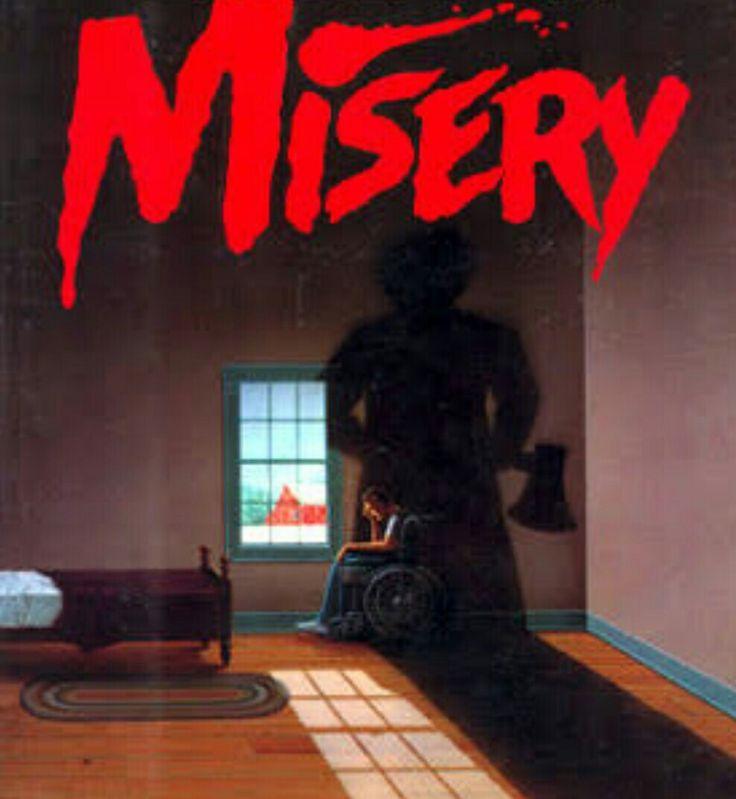 Misery movie poster horror