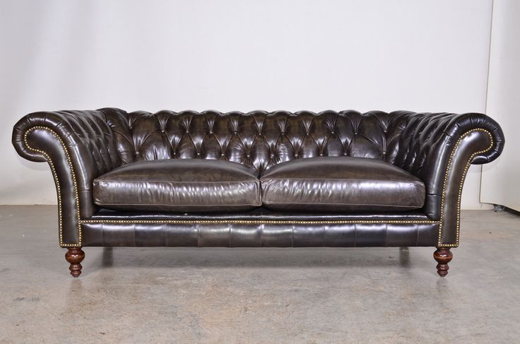 Custom Furniture made in NC Tufted Chesterfield & Modern Style Sofas Sectionals Chairs and Beds Huge selection of fine leathers and fabrics Review - Latest fabric chesterfield sofa For Your Home