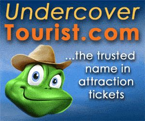 The new partnership with Undercover Tourist...