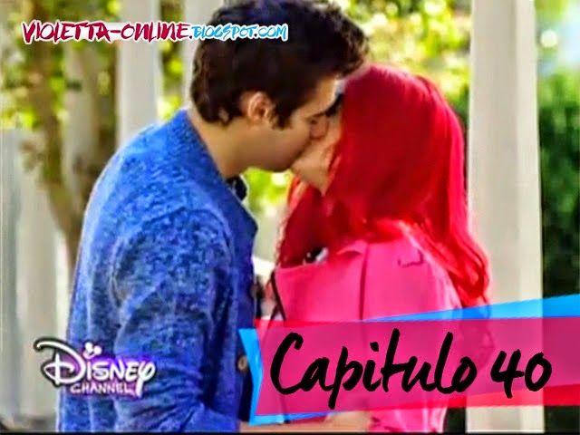 Disney Channel Y Nickelodeon: Violetta - 3° Temporada - Capitulo 40