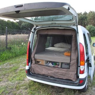 1000 images about minivan camping on pinterest conditioning window screens and minivan. Black Bedroom Furniture Sets. Home Design Ideas