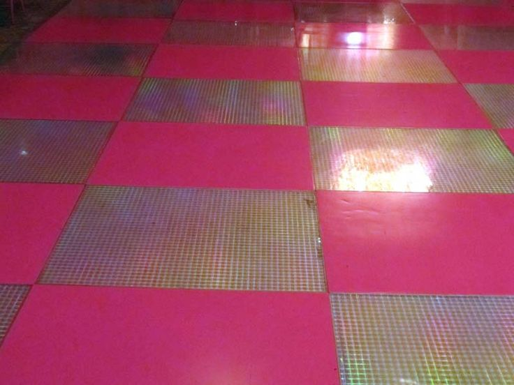 Custom Dance Floor 6