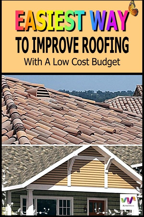 What You Need To Know Before Getting A New Roof In 2020 Roofer Roofing Roofing Jobs