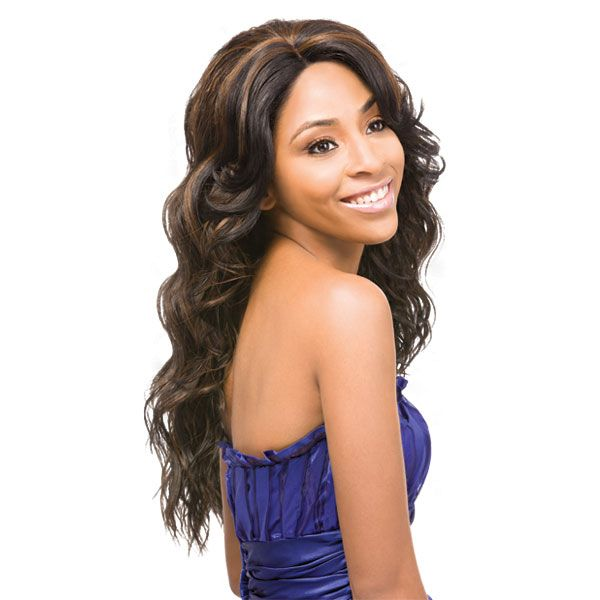 Outre Synthetic Lace Front Wig Glenda (futura)