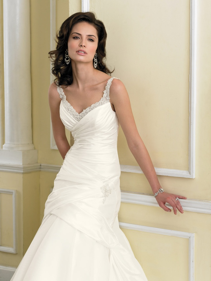 13 best Sophia Tolli images on Pinterest | Wedding frocks ...