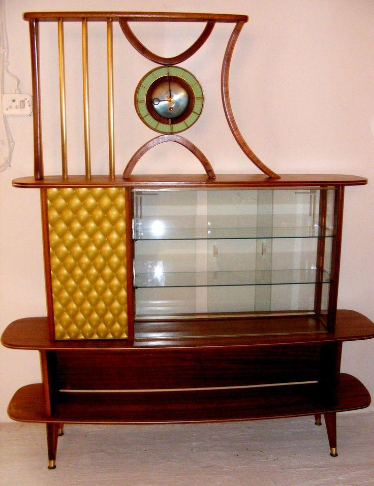 Mid-Century Modern •~• vintage room divider