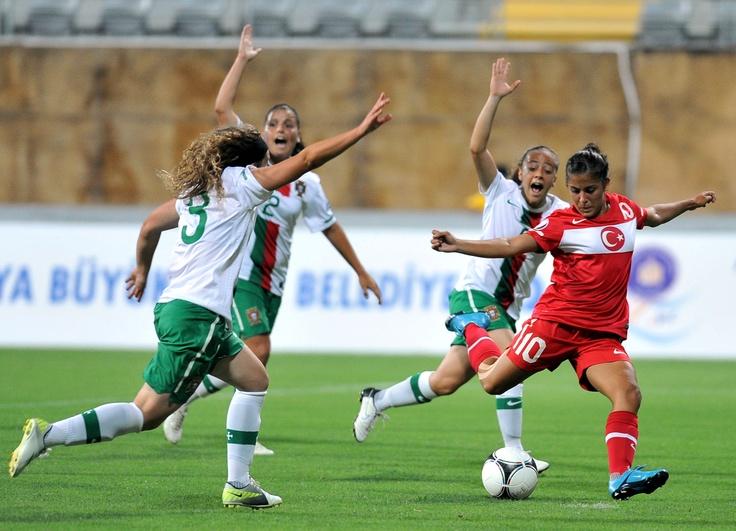 Turkey vs. Portugal UEFA Women's U-19 Championship
