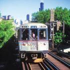 #Loop Tour Train, #Chicago #CTA