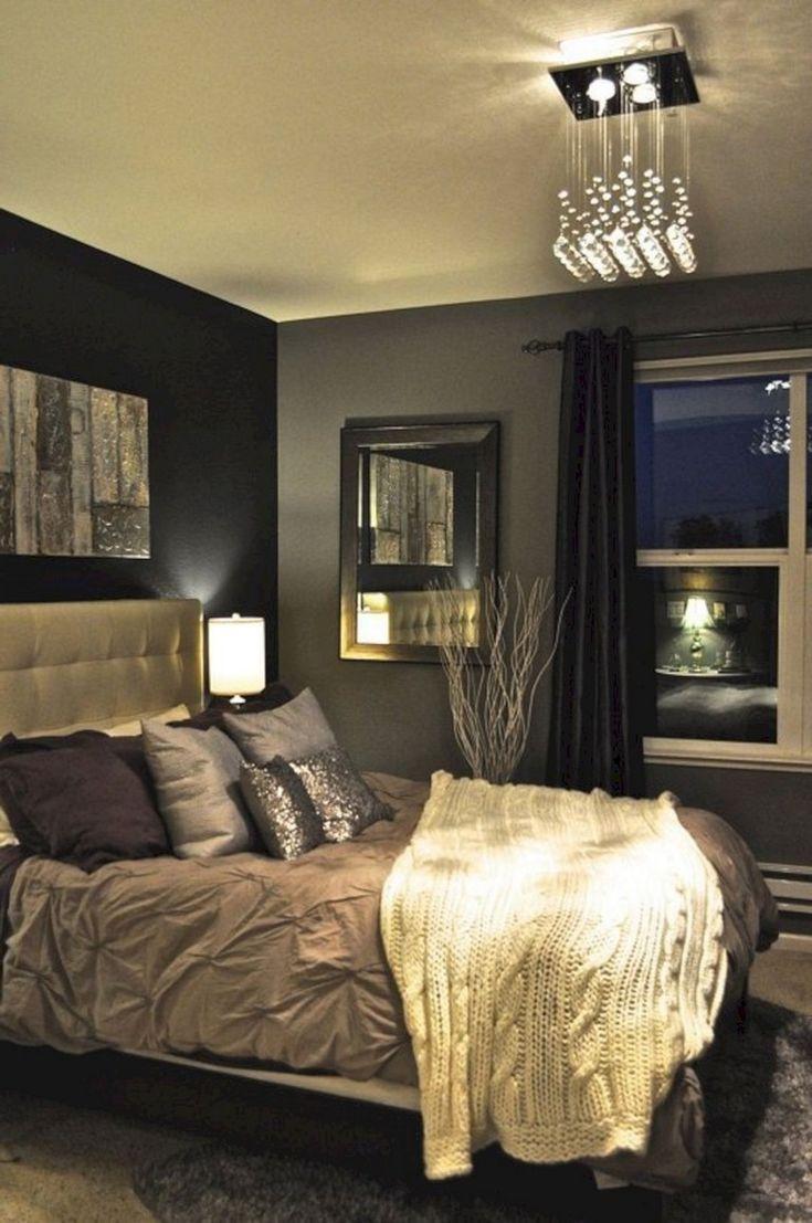 35+ Stunning Black Bedroom Color Schemes Ideas Bedroom