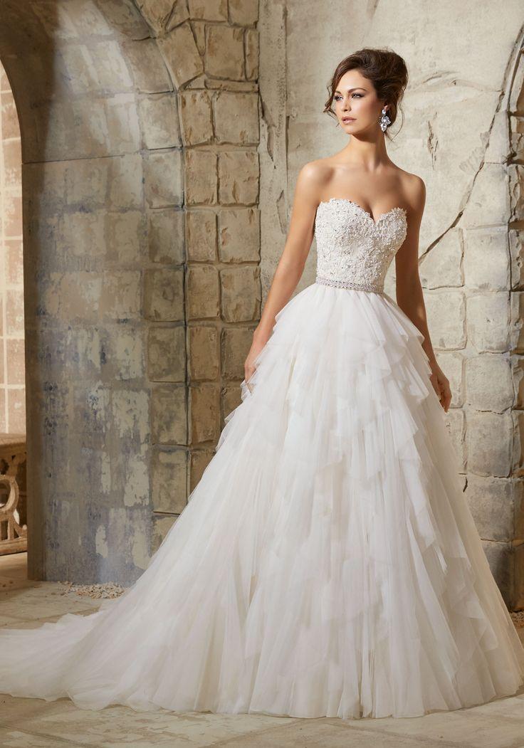 32 best Wedding Wire Dresses images on Pinterest | Wedding dressses ...