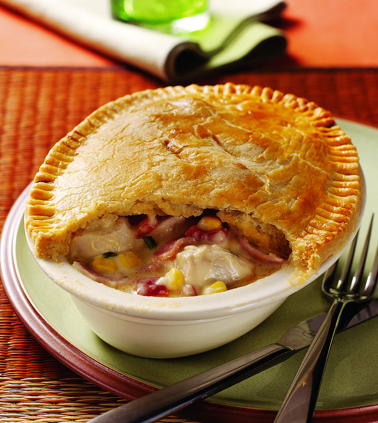 747 best images about chicken pot pie recipes on Pinterest ...