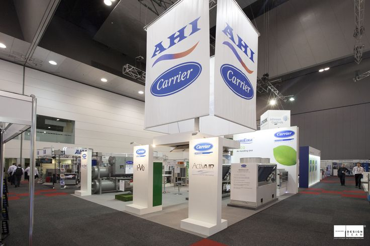 AHI CARRIER @ ARBS  Continuing on from the success of previous ARBS trade shows, we continue to help AHI Carrier develop their strong presence in the Australian market through this bi-annual conference for air conditioning professionals. The all hands-on display catches the imagination of Carrier's target audience.