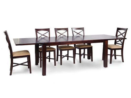 Arabella Dining Table Dania Furniture Store Home