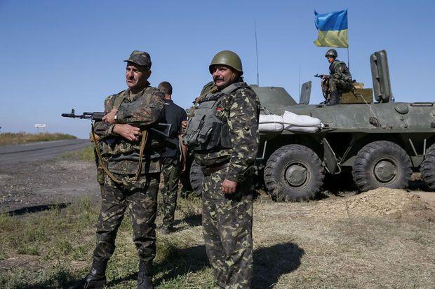 Knack, 16/09/2014 - Oekraïne stemt in met meer autonomie separatistische regio's