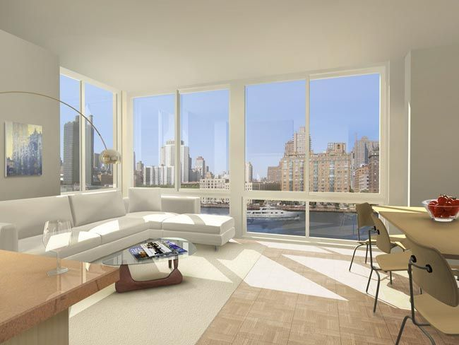 Pictures of Apartments | The Octagon – Roosevelt Island Apartments