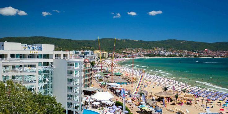 Hotel Grand Victoria 4* - Sunny Beach