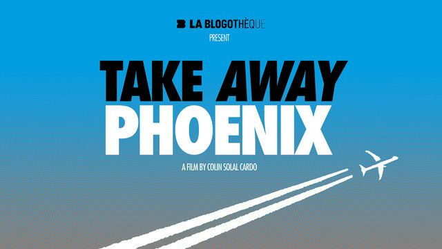"""Take Away Phoenix"" is a 21 minutes movie where you can see the band Phoenix playing four songs for La Blogotheque's Take Away Shows, in a single movie.   This includes : ""Bourgeois"" sung in a flying plane (over the Alps), ""Entertainment"" filmed by a drone, at dawn in the empty gardens of the Palace of Versailles, ""Trying to be cool"" played in a boat in Neptune's bassins, and ""Countdown"" played in a small garden in the palace of Vers…"