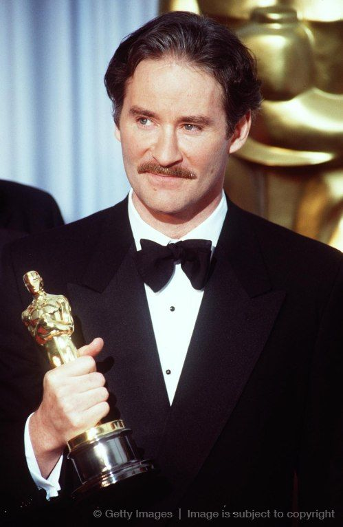 """Kevin Kline, Best supporting actor for a movie """"A Fish Called Wanda"""". 2009"""