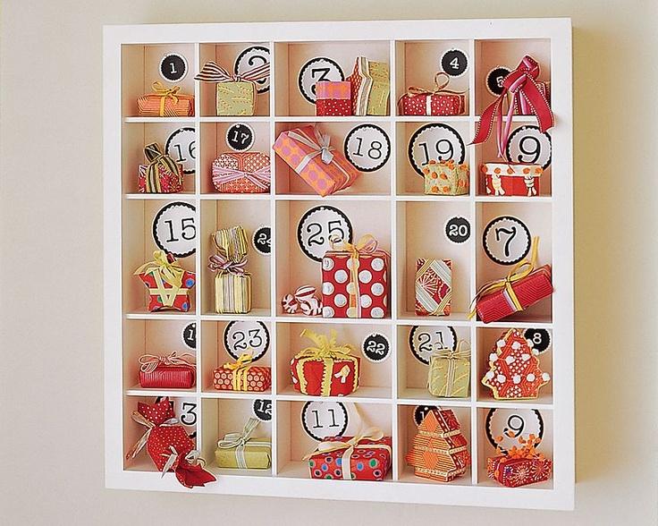 167 besten adventskalender bilder auf pinterest produkte verpackung und weihnachten. Black Bedroom Furniture Sets. Home Design Ideas