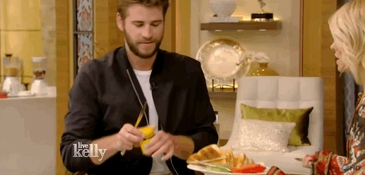 As an Aussie, Liam is obviously a fan of Vegemite. He even showed Kelly Ripa how…