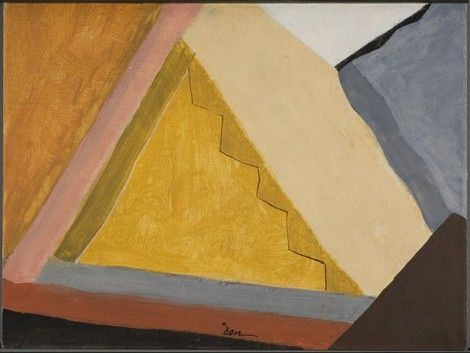 Arthur Dove , Primitive Music on ArtStack #arthur-dove #art