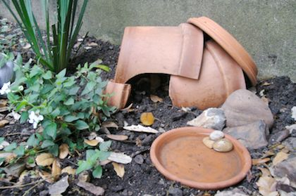 56 best garden toads abodes images on pinterest have Make your own toad house