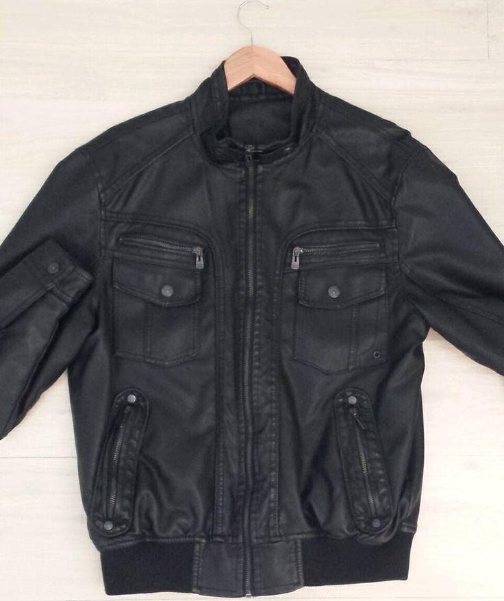 jaqueta de couro masculina m - casacos sem marca ENJOEI https://www.enjoei.com.br/p/jaqueta-de-couro-masculina-m-17276035?product_id=17276035&qid=msfan3ahqmnm.5kif&ref=103&sref=search