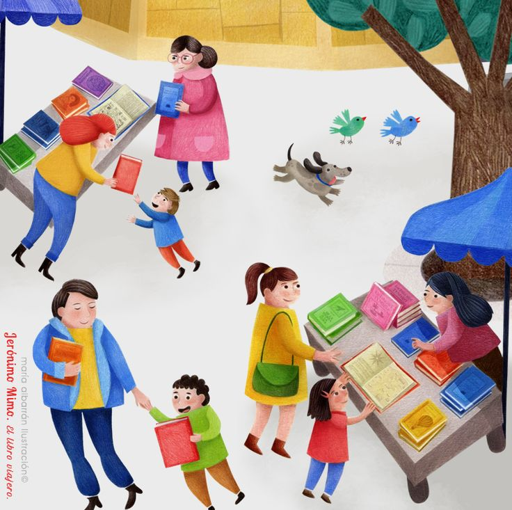 #WorldBookDay - Illustration: María Albarrán; from the children's book 'Jerónimo Mimo. El libro viajero' http://agendagrafica.blogspot.com #books #reading #illustration #bookfair #bookstore #libros #lectura #leer
