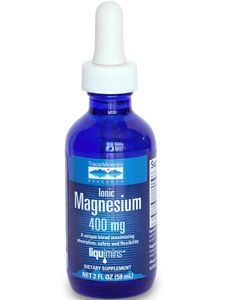 Trace Minerals Research- Ionic Magnesium 2 oz